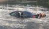 Спасатели достали иномарку из Верхнего Суздальского озера