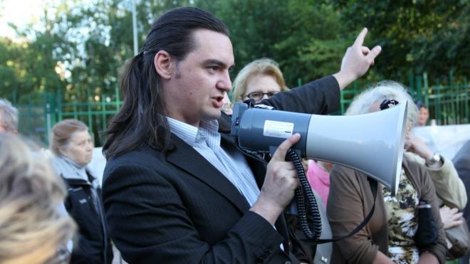 Красимир Врански предложил сделать Дворцовую площадь местом для митингов