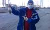 Петербуржцы задыхаются от рекордного содержания пыли в воздухе и на дорогах