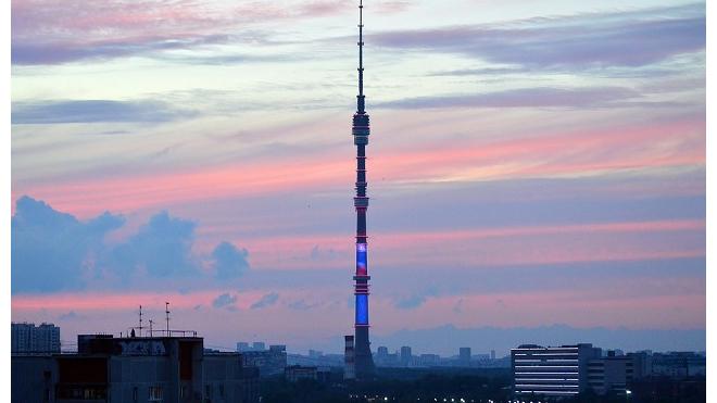 С Останкинской телебашни посетителям будет разрешено рассмотреть Москву с высоты птичьего полета