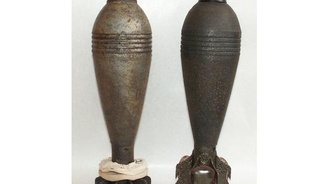 Эхо войны: в Купчино, за заправкой обнаружены боеприпасы времён ВОВ