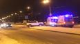 На улице Коллонтай сбили человека на пешеходном переходе...