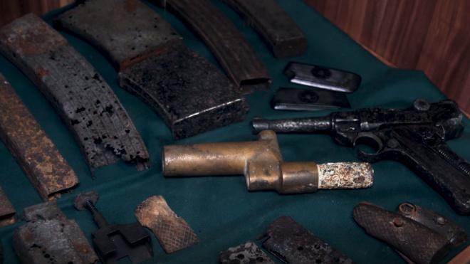 Психиатр сообщил в полицию о петербуржце, хранившем арсенал с оружием на Рубинштейна