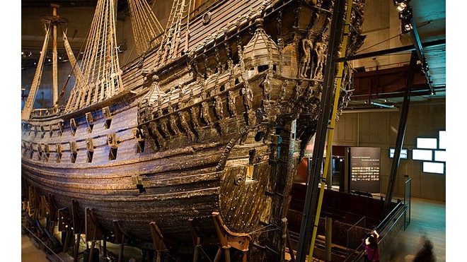 Разрушенные доки в Кронштадте превратят в музей затонувших кораблей
