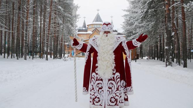 В Петербург приедет главный Дед Мороз из Великого Устюга