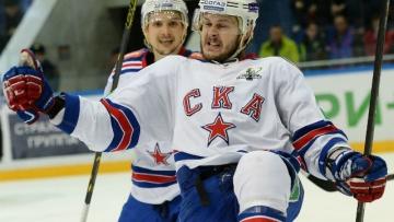В СКА точно останутся Дадонов и Шипачев