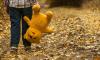 """В Петербурге на """"Приморской"""" нашли 5-летнего ребенка с самокатом"""