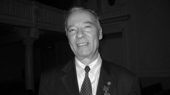 В Петербурге ушел из жизни астроном и профессор Константин Холшевников