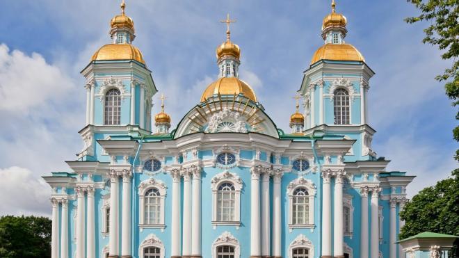 Реставрация колокольни Никольского морского собора в Петербурге начнется в 2021 году