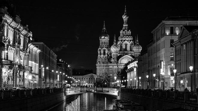 Петербург встретит понедельник дождями и ветром