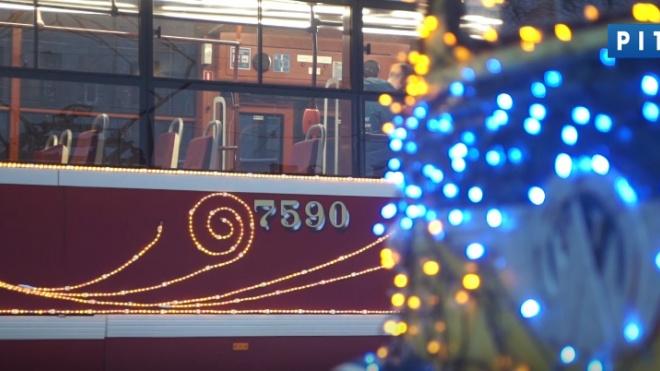 По Среднеохтинскому проспекту возобновится движение трамваев