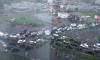 Неработающий светофор на перекрестке Дунайского с Московским привел к транспортному коллапсу
