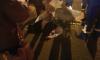 В Колпино пенсионерка попала под колеса автомобиля, перебегая дорогу