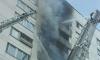 Из горящей квартиры на улице Новоселов спасли двух малышей