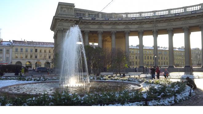 В Петербурге планируют отремонтировать 10 фонтанов в 2020 году