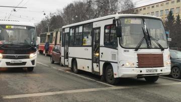 Новая транспортная реформа Петербурга исключит 238 общественных маршрутов с июля 2022 года