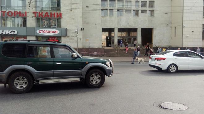 В Петербурге эвакуируют Финляндский вокзал