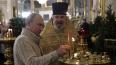 Президент России встретил Рождество в Петербурге. ...
