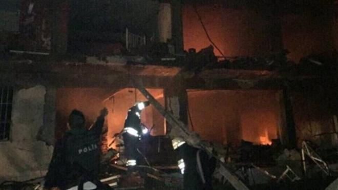 Появились подробности страшного теракта на юго-востоке Турции