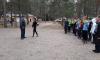 В детском лагере Кингисеппского района эвакуировали детей