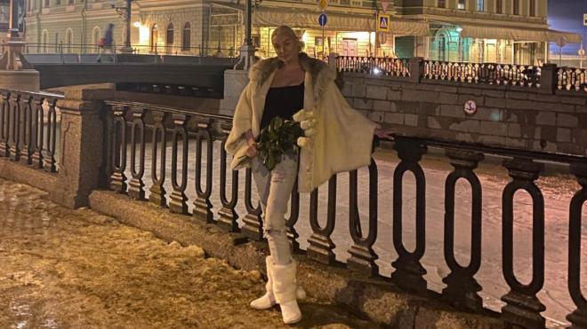 Анастасия Волочкова назвала любимое место в Петербурге