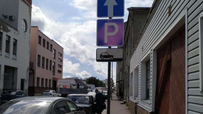 На Советской улице в Выборге еще один участок дороги станет односторонним