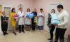 В Гатчинском перинатальном центре на свет появился пятисотый малыш
