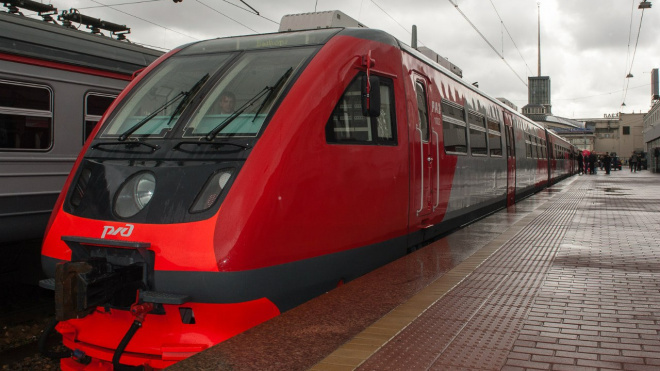 """В Горный парк """"Рускеала"""" в ноябре отправится дополнительный поезд"""