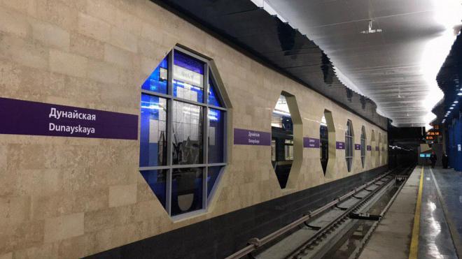 Петербургский метрополитен увеличит число вагонов на фиолетовой и оранжевой ветках