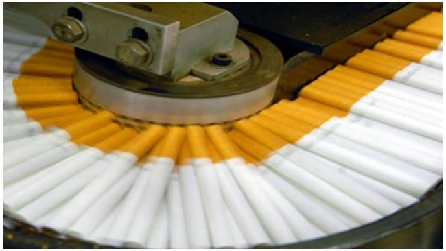 Пачка сигарет с нового года будет стоить на 8-9 рублей дороже