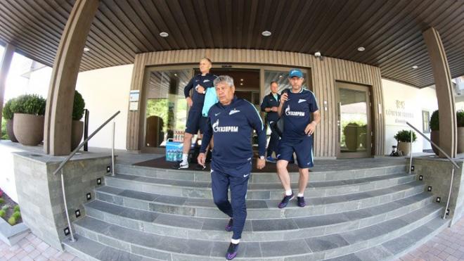 """Луческу удовлетворился компенсацией в 2,5 млн евро от """"Зенита"""""""