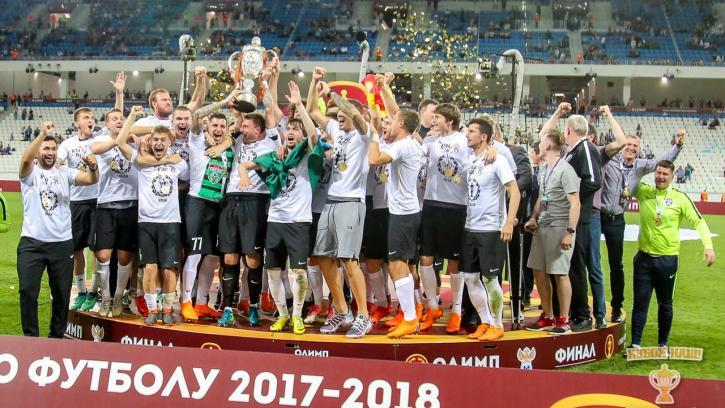 Где сейчас игроки «Тосно», которые выиграли Кубок России