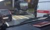 Очевидцы: в аварии на Мурманском шоссе погиб человек