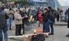 Активисты Евромайдана в четверг вышли на субботник