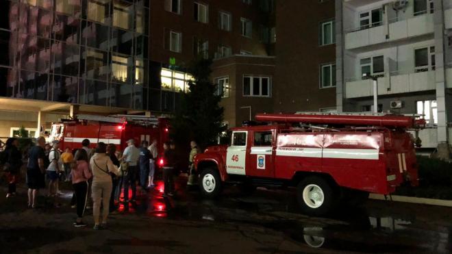 На Алтае из-за задымления из санатория эвакуировали почти 400 отдыхающих