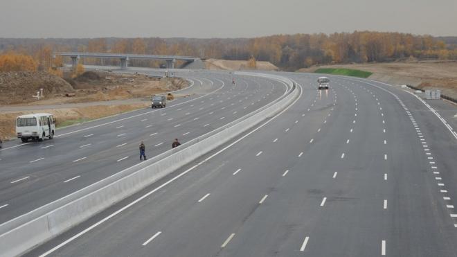 Часть трассы М-11 от Петербурга до Новгорода не успеют сдать до ЧМ-2018