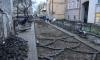 Власти заставили подрядчика повторно отремонтировать улицу Репина