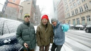 Beastie Boys: возвращение джедаев