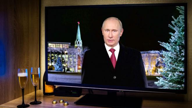 Более 35 тысяч жителей Петербурга и Ленообласти могут не увидеть новогоднее обращение президента