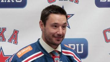 Ковальчук не тренируется со СКА