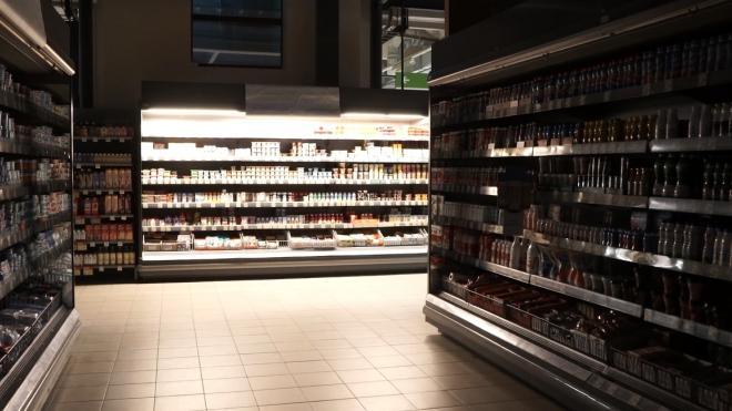 На месте магазина Spar в Колпино открылся новый супермаркет