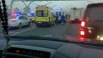 На ЗСД полицейский УАЗ опрокинулся из-за столкновения ...