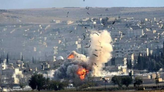 В Сирии произошли взрывы у военной базы США