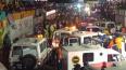 20 человек погибли от удара током на карнавале в столице...