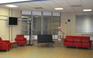 Клиническая больница № 122 приняла первых трех пациентов с коронавирусом
