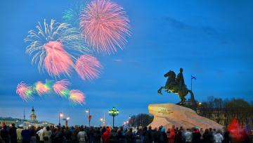 ГУП ВЦКП поздравил блокадников с Днём Победы