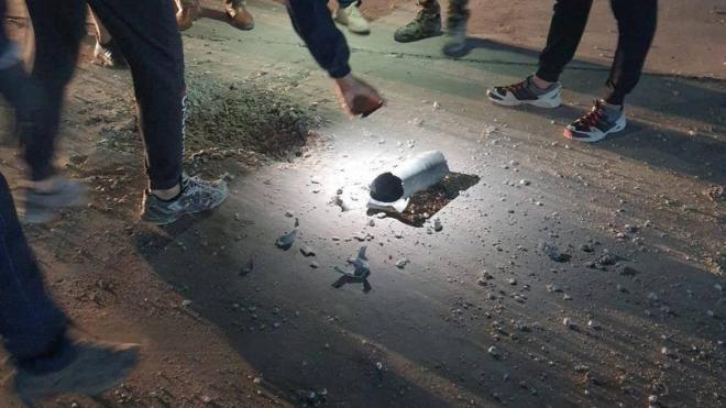 Al-Sumaria: американская военная база в Багдаде подверглась обстрелу