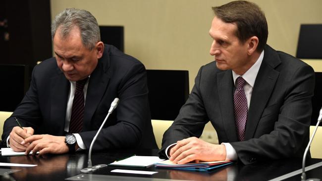 Шойгу заявил о провокационных действиях США и НАТО в Черном море