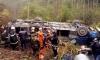 Автобус рухнул в пропасть в Китае: погибли 8 человек