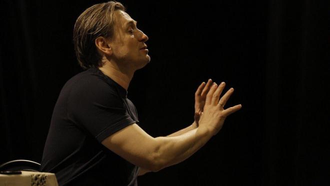 Сергей Безруков похвастался своей рок-группой и первым синглом